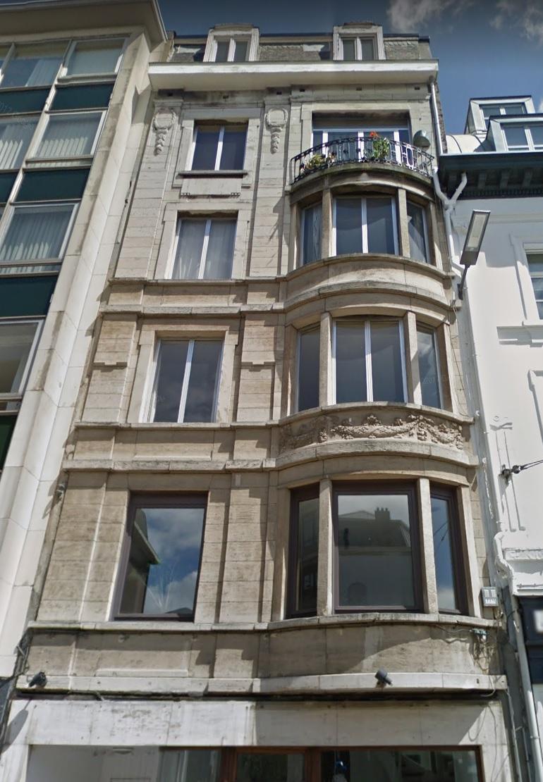 Leopoldstraat 75, Antwerpen