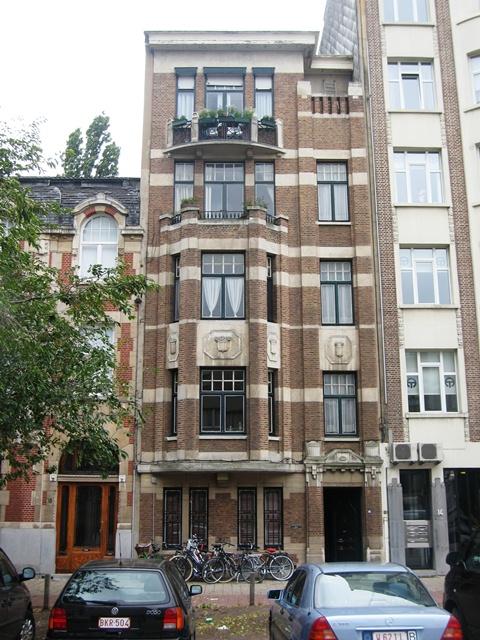 Karel Oomsstraat 16, Antwerpen